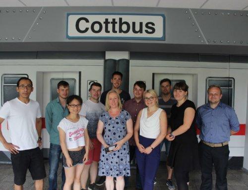 Exkursion – Deutsche Bahn AG (Cottbus)
